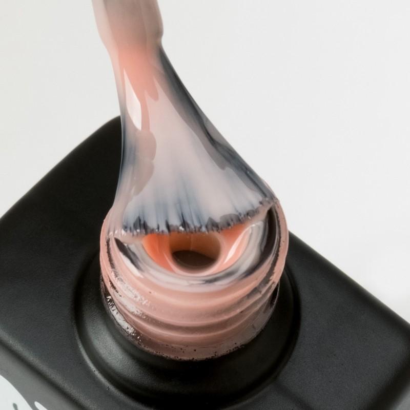 BN-02, светло-розовый камуфлирующий полупрозрачный Гель-лак