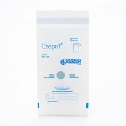 Пакеты из белой влагопрочной бумаги Винар 80*150, 100шт