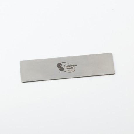 "Пилочка-основа Bagheera ""баф"" BP-06 металл, 10см"